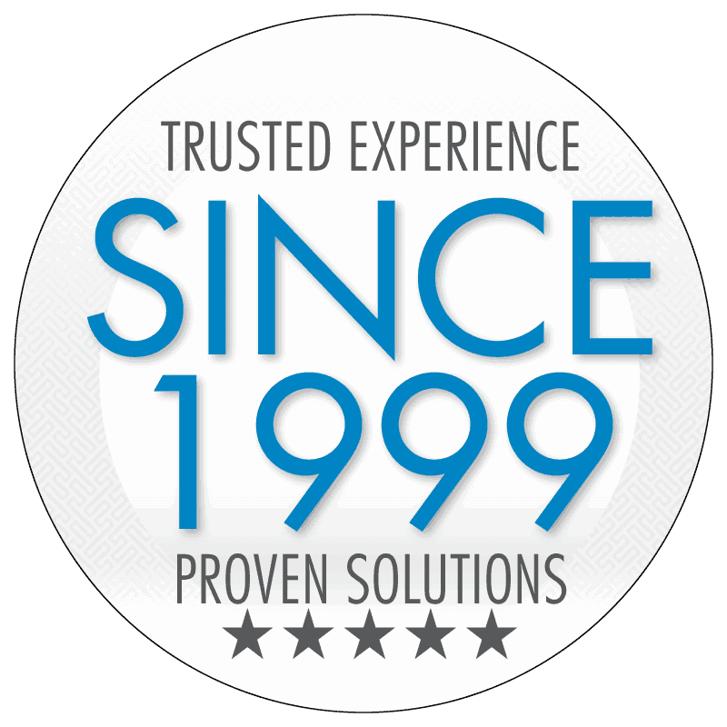 Trusted, Proven Solutions Since 1999