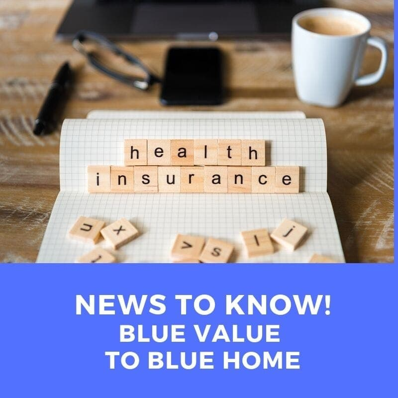 BCBSNC Blue Home