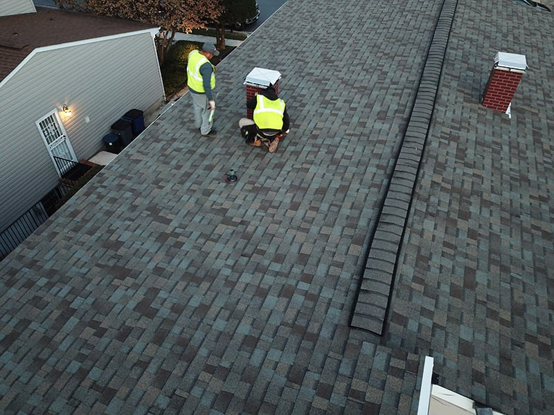 Commercial Roof Repair Fayetteville AR