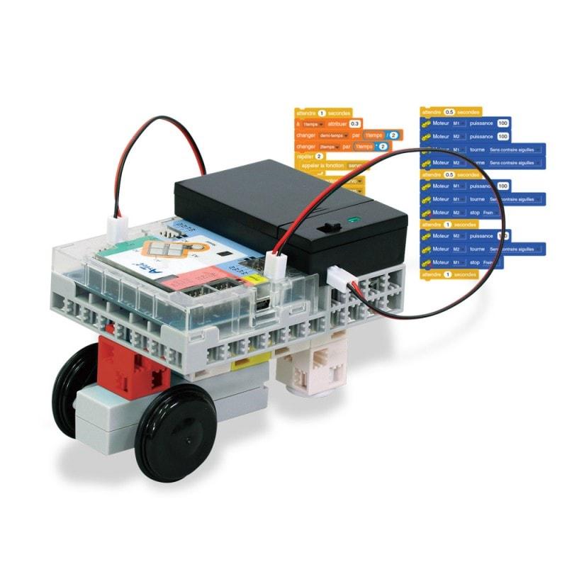 kit robotique pour école élémentaire (Territoires Numériques Educatifs)