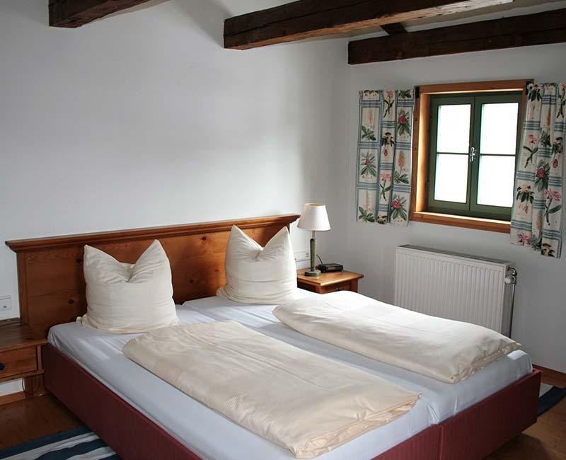 Zwieseler Waldhaus Zimmer