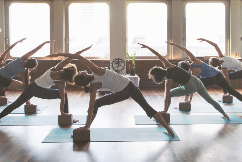 Free Yoga Treatment for AIDS Patients