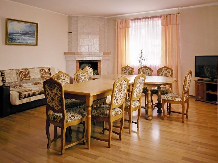 Дом престарелых в Вишнёвке