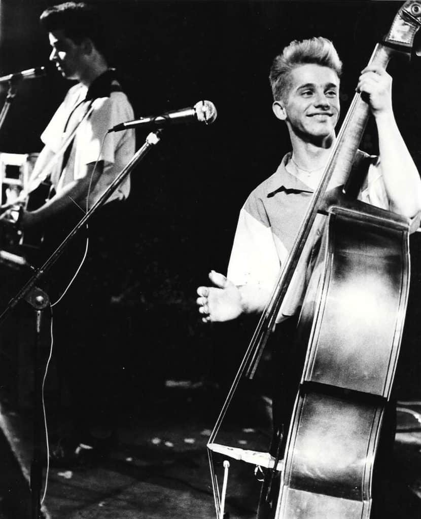mike sanches Ian Jennings double bass big town playbous