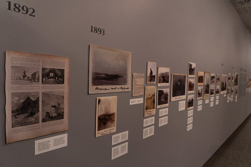 national museum of iceland old photos of Reykjavik from 1800s