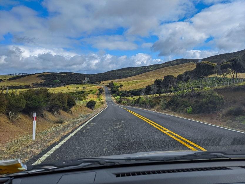 northland new zealand drive to cape reinga