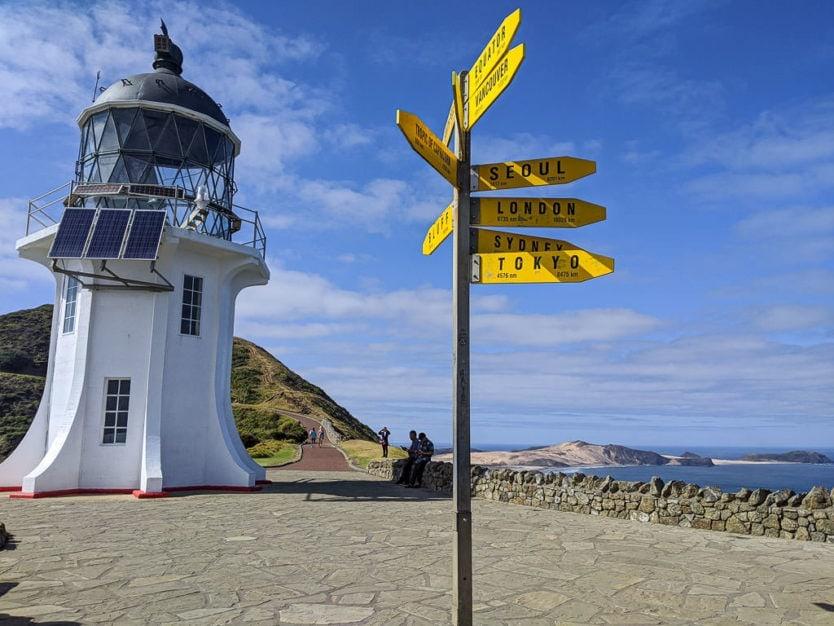northland cape reinga lighthouse