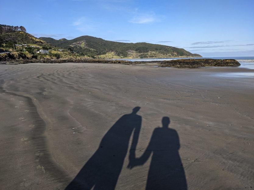 90 mile beach shadows