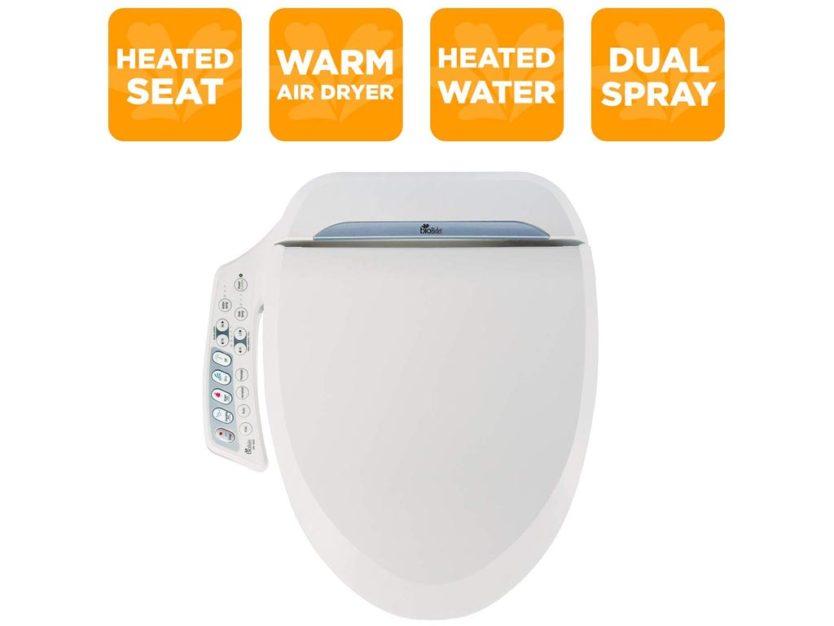 amazon bidet toilet seat