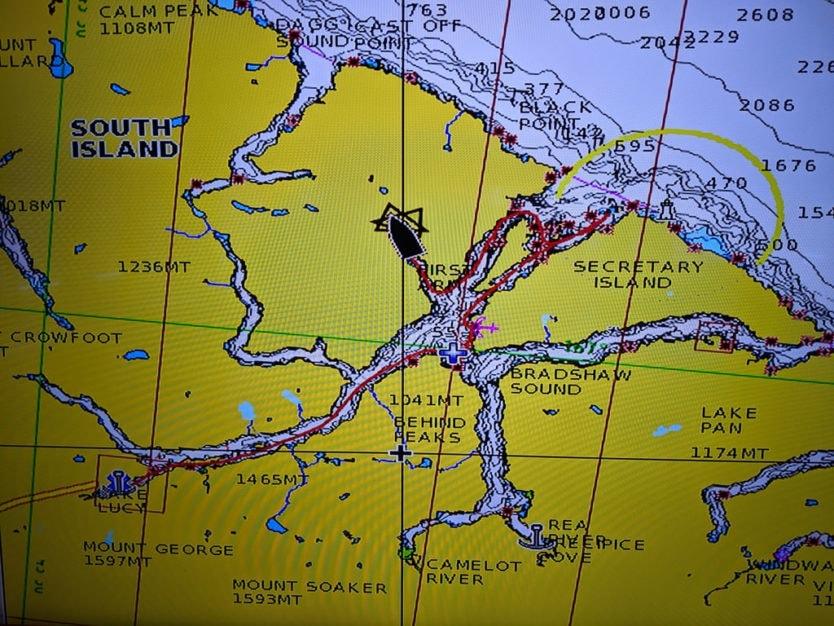 real journeys doubtful sound overnight cruise