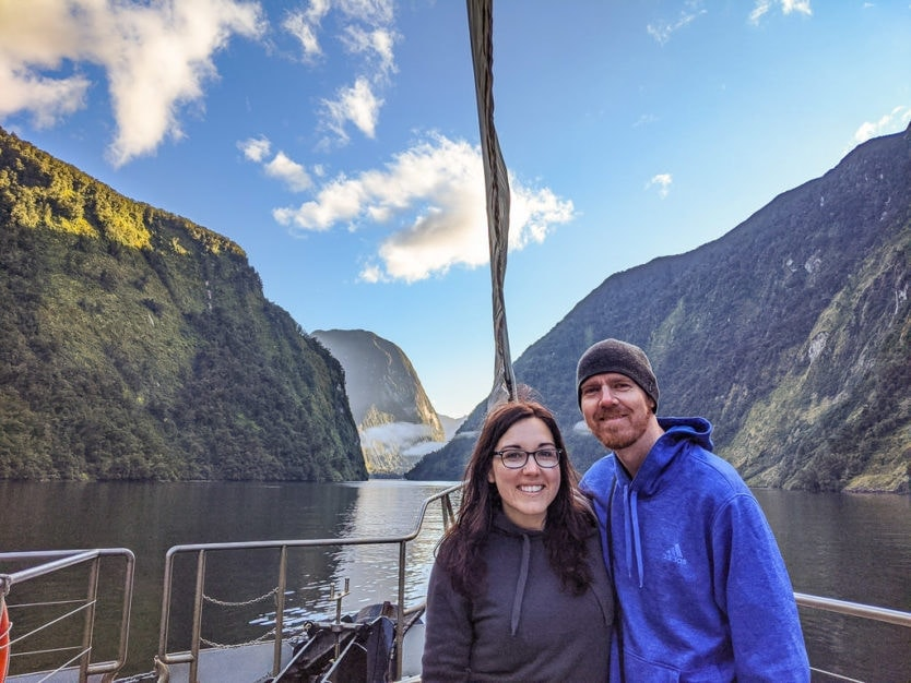 real journeys doubtful sound overnight cruise morning views