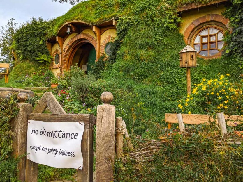 visiting hobbiton in new zealand amidst pandemic