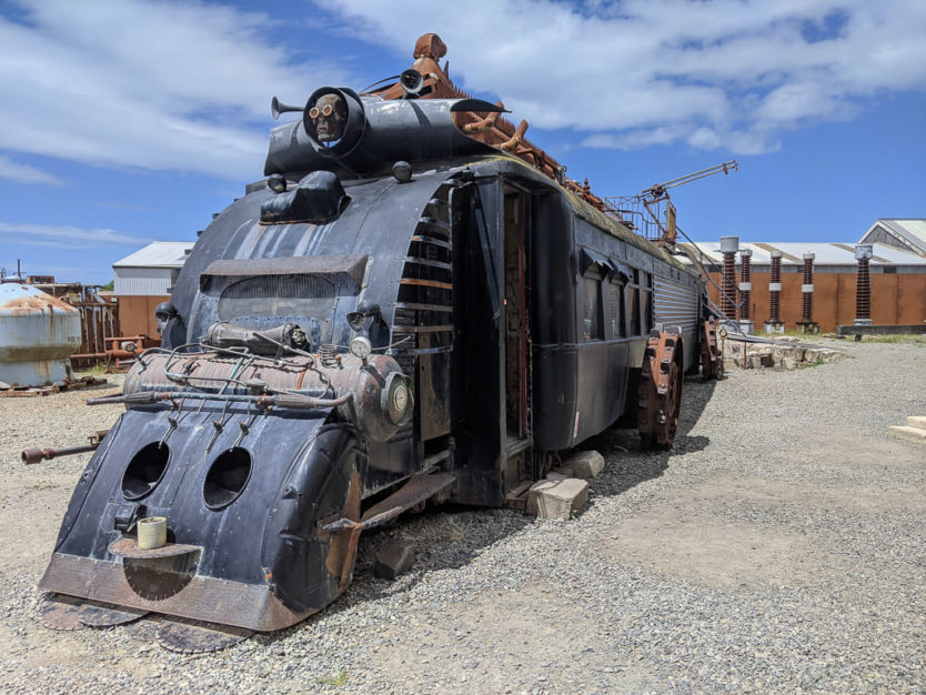 victorian oamaru new zealand steampunk museum
