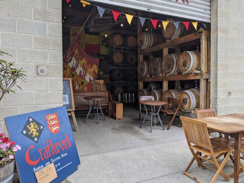 victorian oamaru new zealand belgian beer