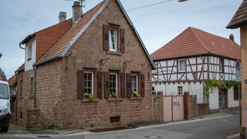 Haus in Sankt Martin