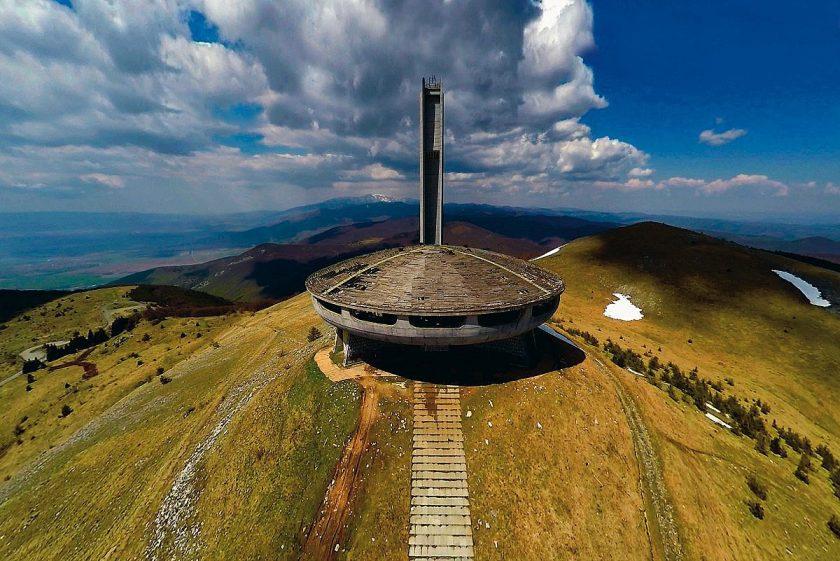 Palatst der Kommunistischen Partei Bulgariens (c) ImpactPressGroup NurPhoto Corbis