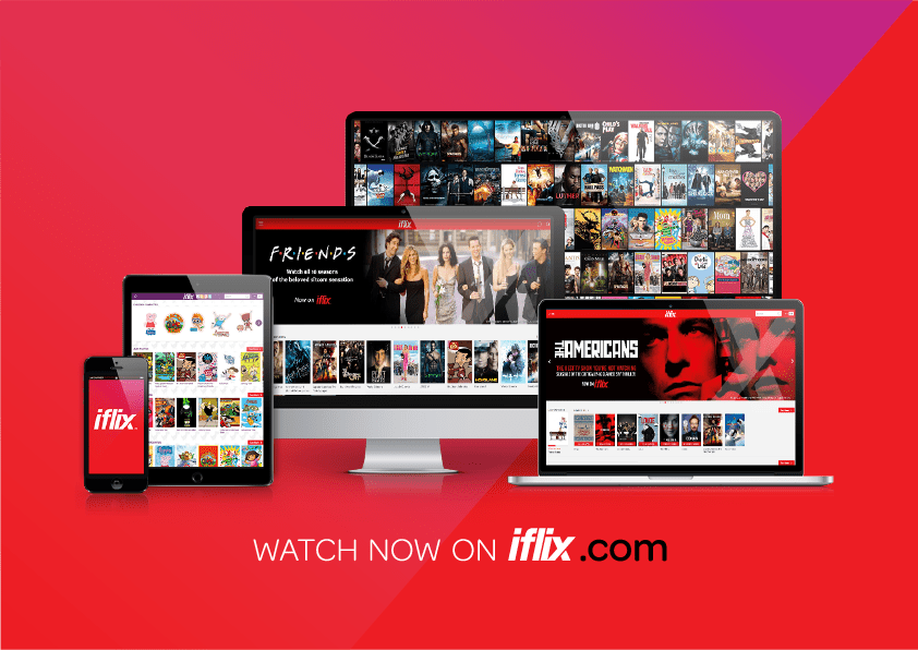 iflix Thailand YouTube Channel