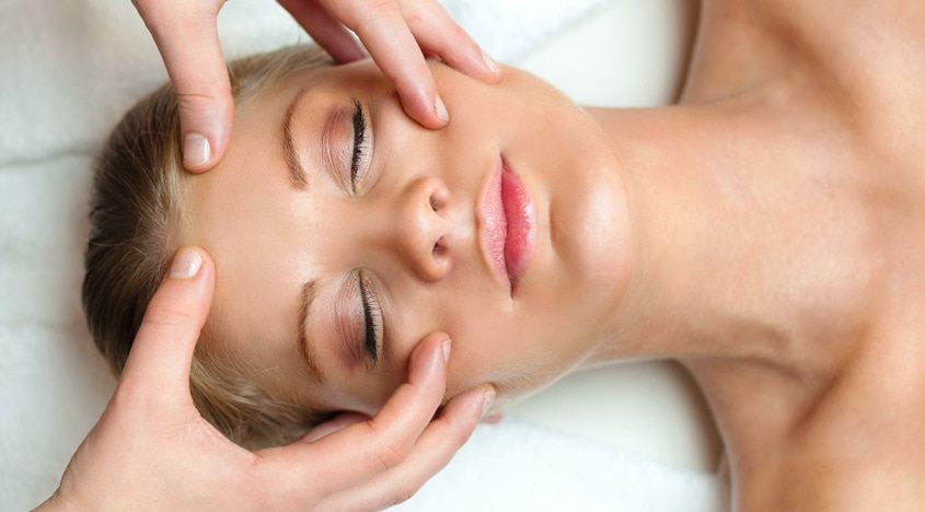 Try A Face Massage