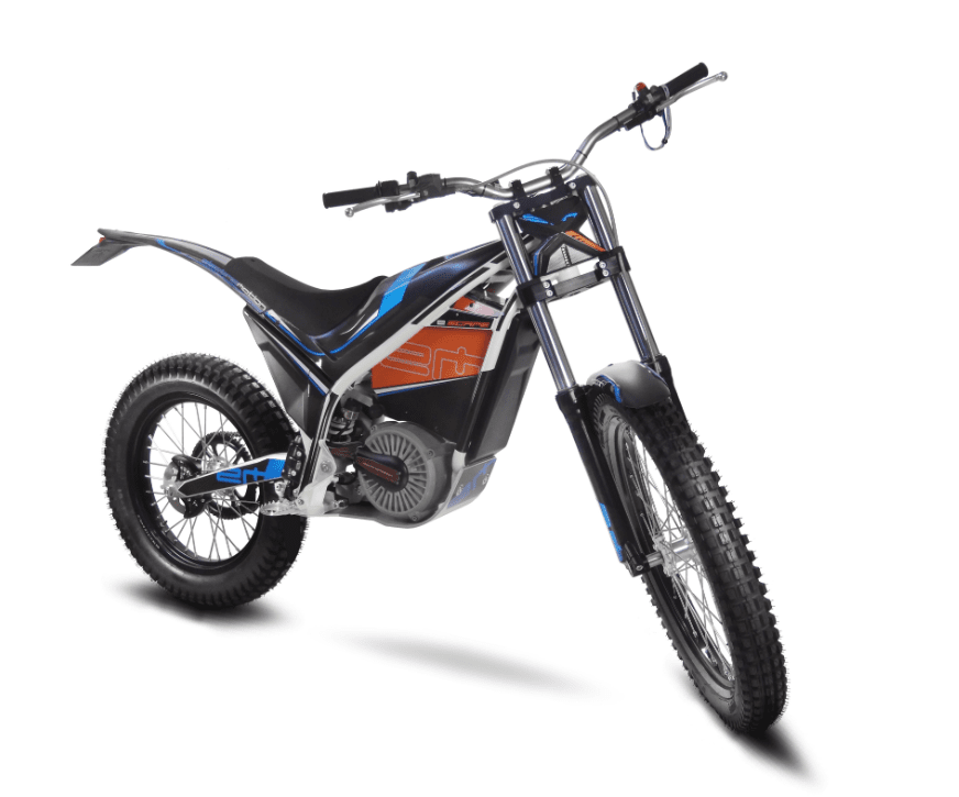 Electric Dirt Bike and its Battery