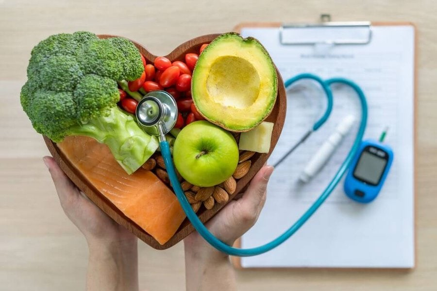 FOODS GOOD FOR THE HEART