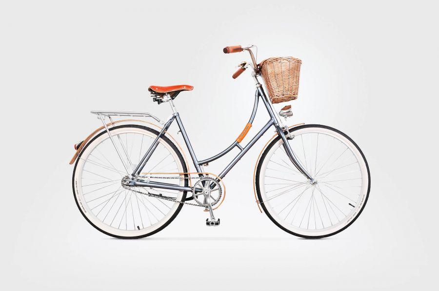 Rower damski miejski - stylowy rower - Goldie&Oldie Women GO Bike 2000 elite
