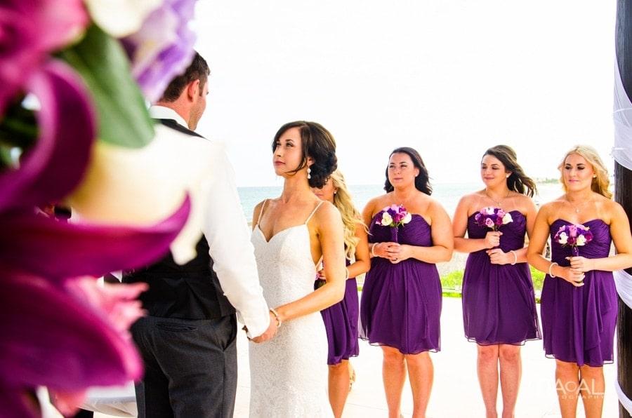Now Jade Riviera Cancun -  - Naal wedding Photography 9