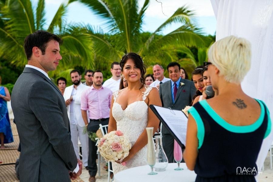 Monica & Neil -  - grand coral beach club wedding 11