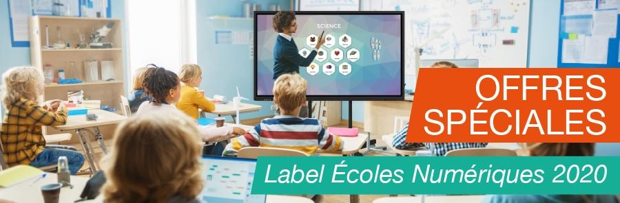 label école numérique