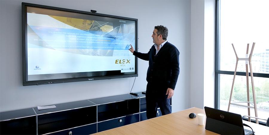utilisation-ecran-interactif-speechitouch-interview-elex