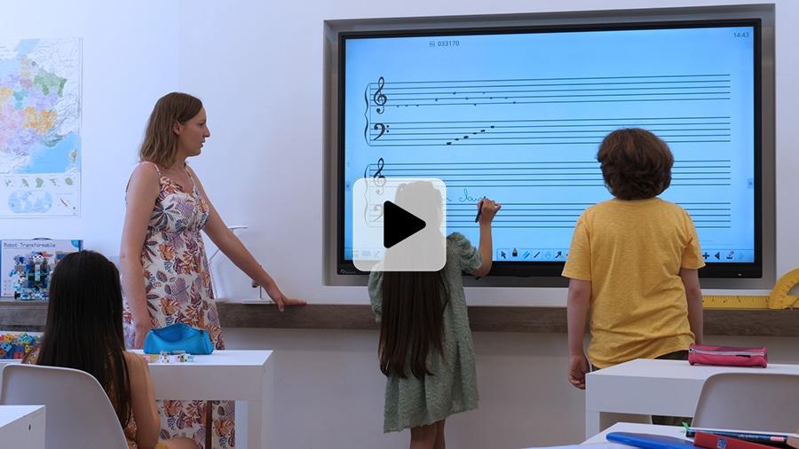 10 bonnes raisons d'avoir un écran numérique interactif pour un professeur