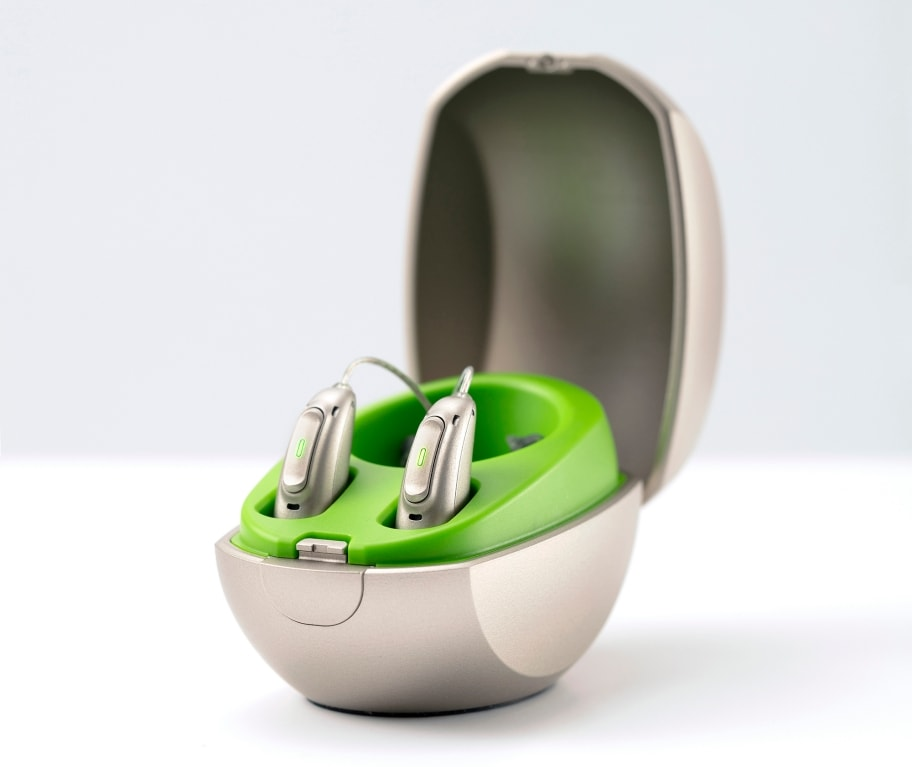 storing your hearing aids