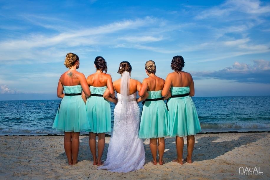 Dreams Riviera Cancun Wedding -  - AB6A1058