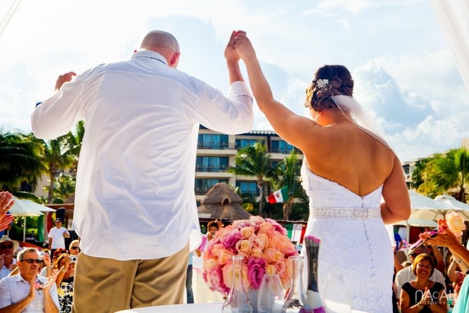 Dreams Riviera Cancun Wedding -  - Naal Wedding Photography 223