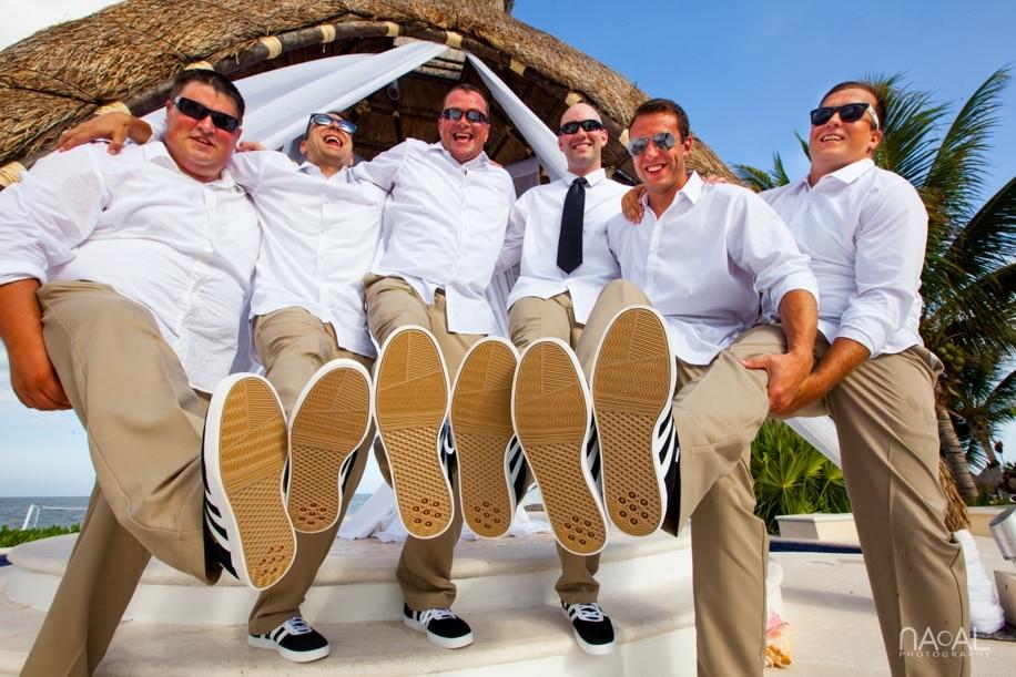 Dreams Riviera Cancun Wedding -  - Naal Wedding Photography 34