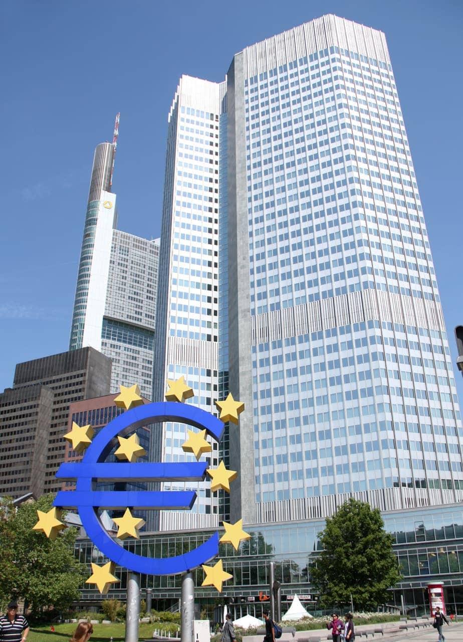 EZB Smart Building in Frankfurt