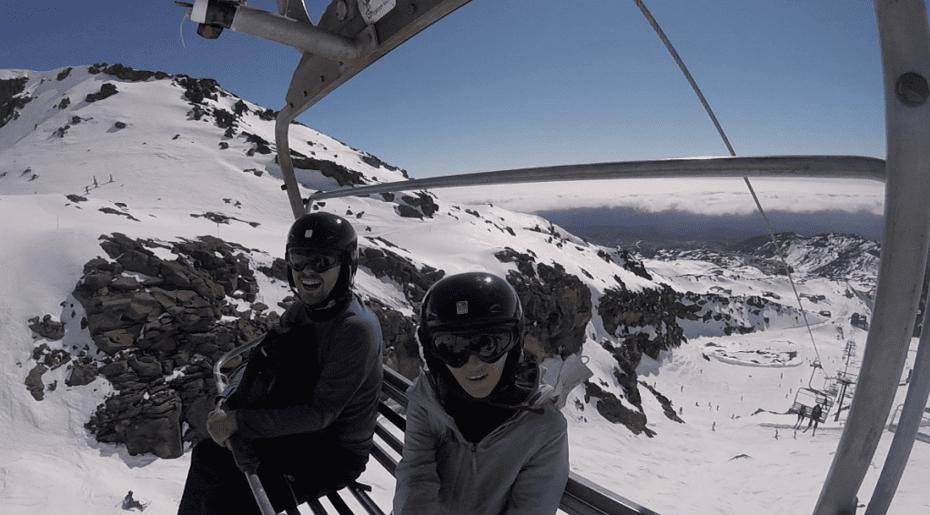 Going NZ Skiing