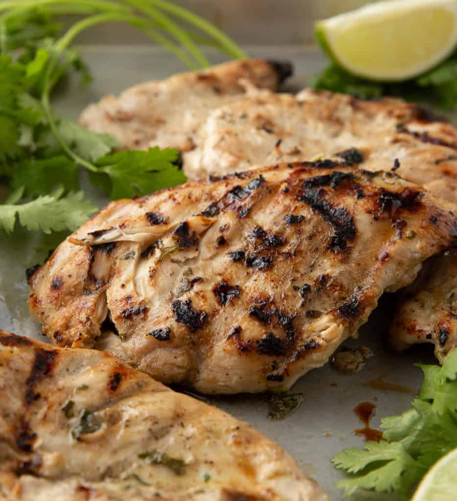 grilled mexican chicken breasts