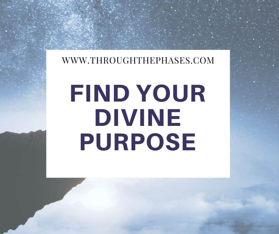 find your divine purpose