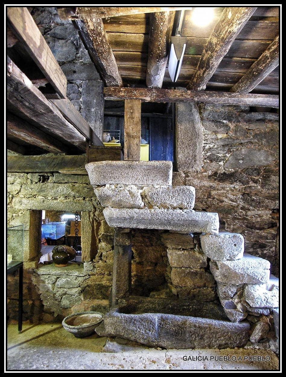 Visita ponteceso con Casa A canteira en la costa da morte A coruña Galicia