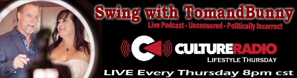 Swing with TomandBunny Live podcast