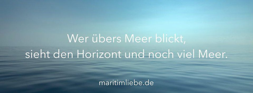 Maritime Sprüche Maritimliebe.de