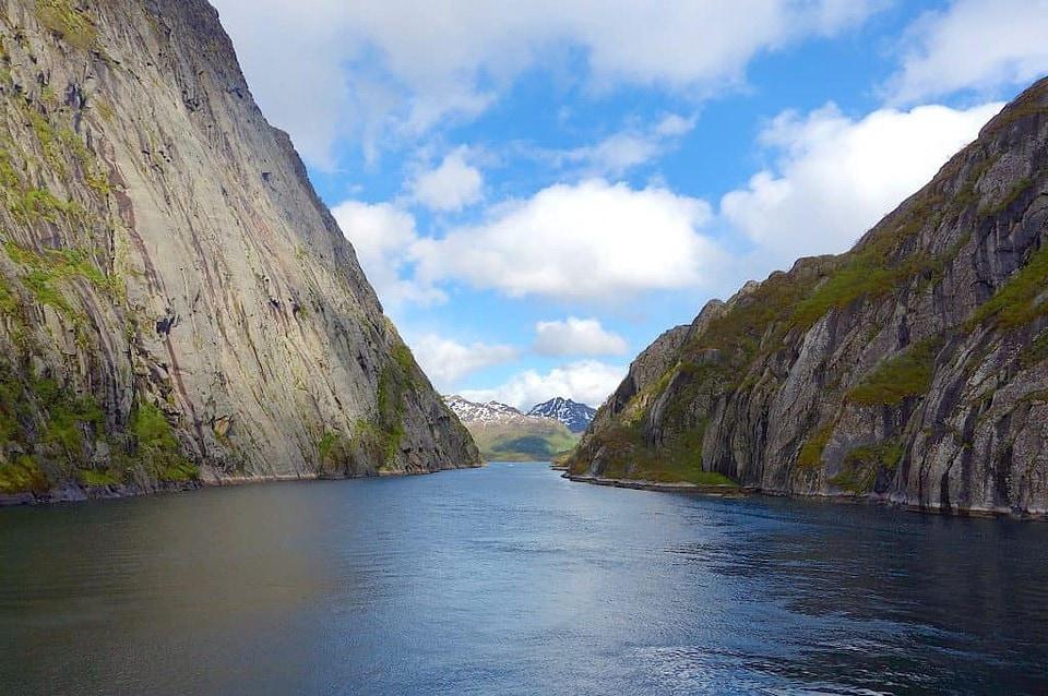Trollfjord - Norwegens Fjorde