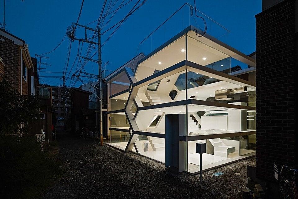 p. 238 Yuusuke Karasawa – S-House, Omiya, Saitama, Japan, 2013 Copyright: © Koichi Torimura
