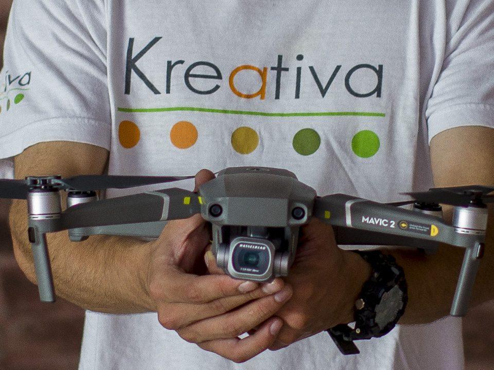 Servicios de Drone Kreativa