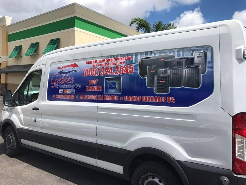 Gables Air Conditioning Corp Team