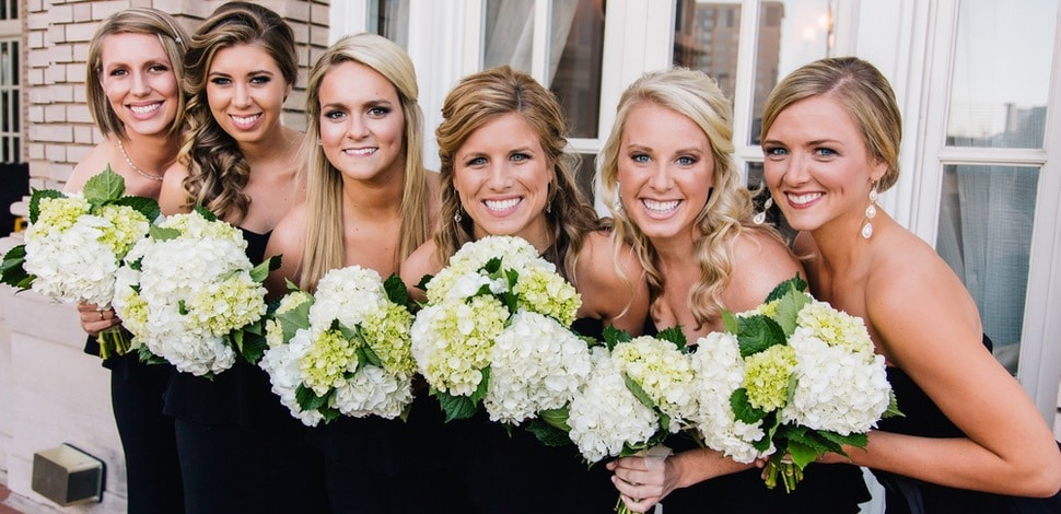 Carithers Wedding Flowers