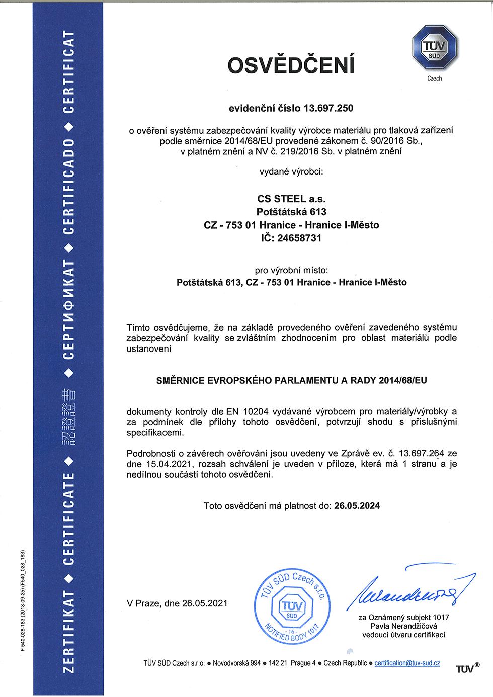 Certifikát_CZ-1
