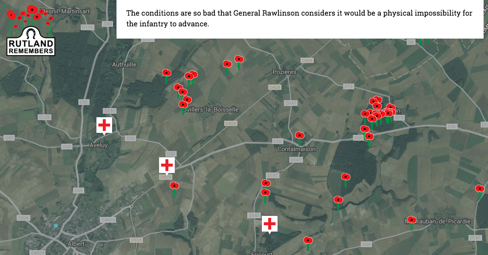 interactive map battle of the somme
