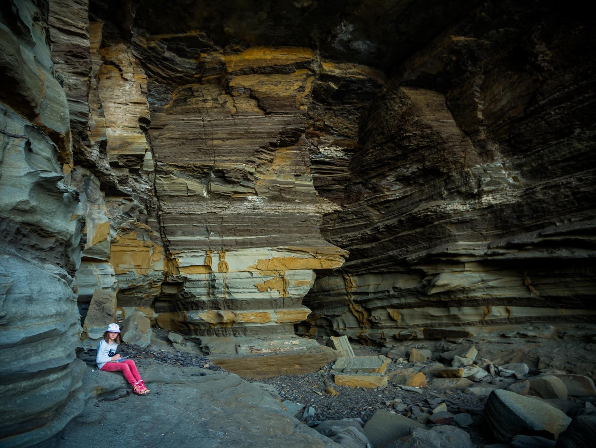 avoca caves
