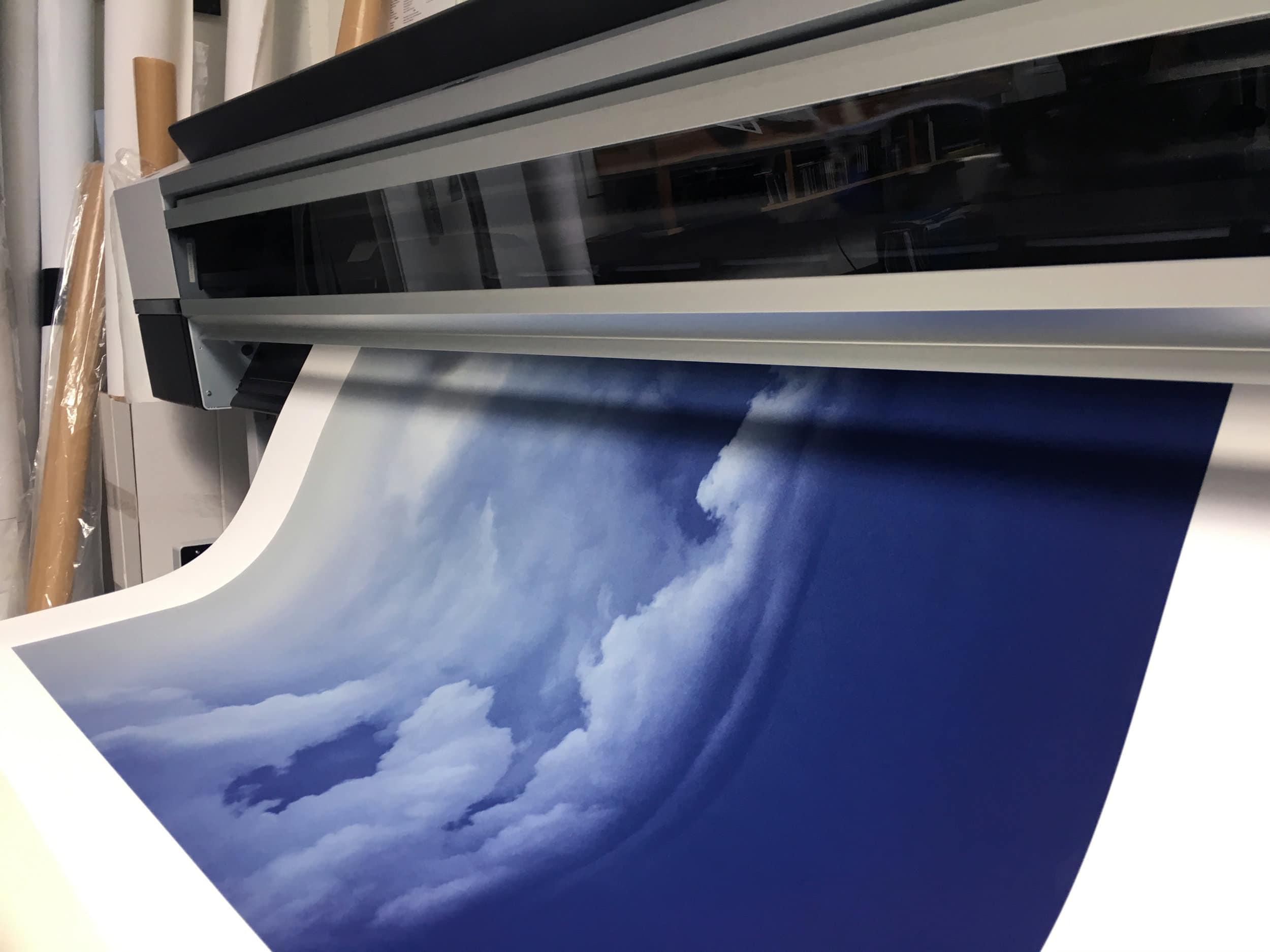 Our  Epson Stylus Pro 11880  inkjet printer
